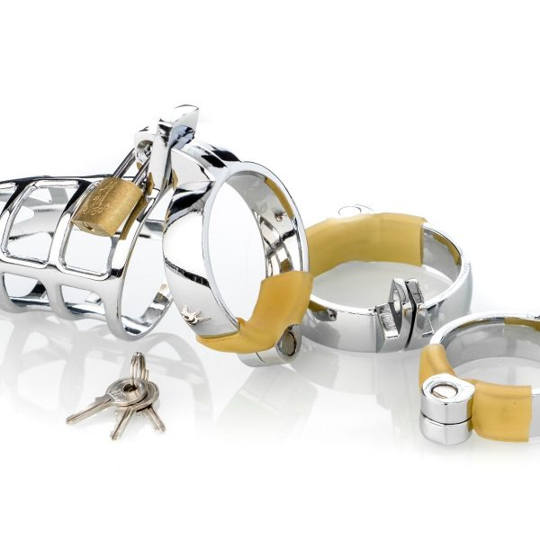 cock-chastity-with-three-cockrings-40-45-and-50-mm-130023
